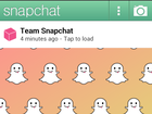 Teens get sexual on Snapchat