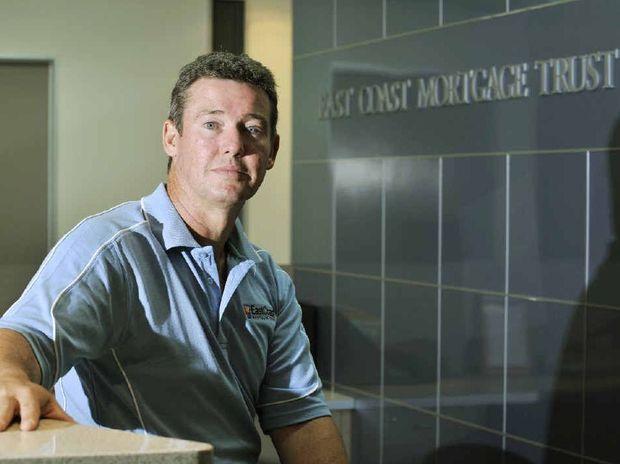 CEO of East Coast Mortgage Trust, Scott Collis.