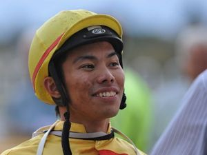 Allan Chau fractures neck in horror race fall at Grafton