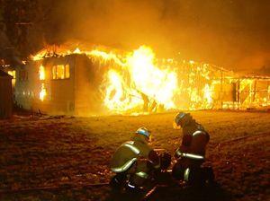 Beloved sports club destroyed in massive blaze