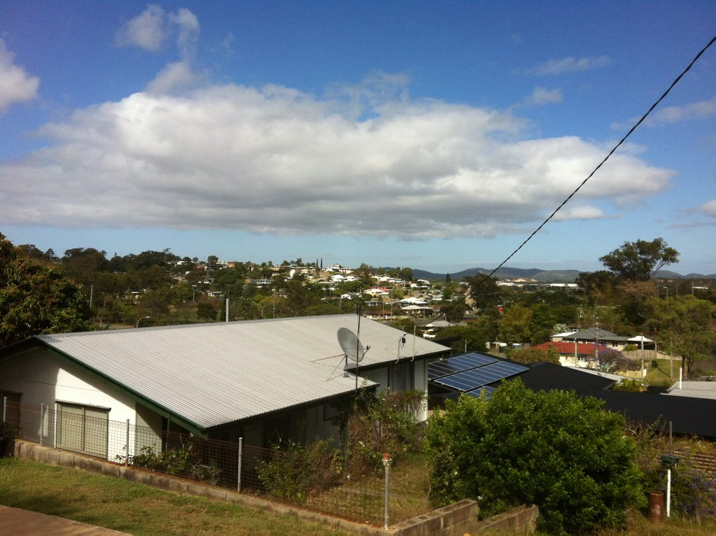 West Gladstone is proving popular for unit rentals due to a spate of development projects in the area.