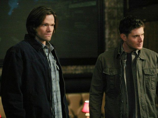 Sam (Jared Padalecki) and Dean (Jensen Ackles) hunt Nazis in tonight's episode of Supernatural. The season has really fired up in recent weeks.