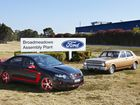 Ford to close Broadmeadows production line and Geelong plant