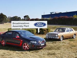 Ford Performance Vehicles to cease production in 2014