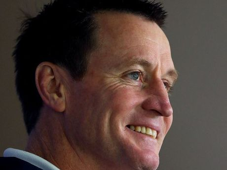 West Coast Eagles coach John Worsfold.