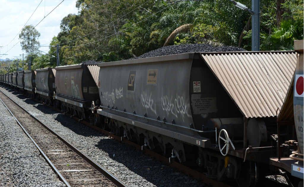 DUSTY BUSINESS: Campaigners want the government to take action on the issue of open coal wagons.