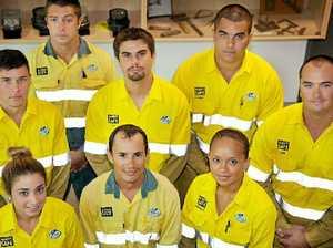 Eight join Mackay Ergon Energy