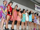 Fun and colourful dress from London wins fashion stakes