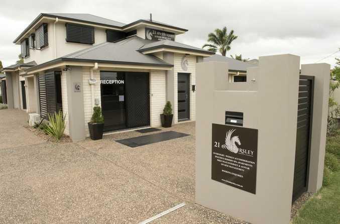 21 on Hursley fills a gap in Toowoomba&squot;s accommodation market.