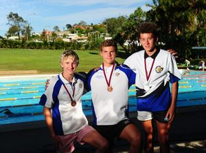 Gladstone Gladiators grab medals at sprint championships
