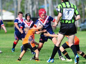 Calliope Juniors vs Rockhampton Tigers on February 16