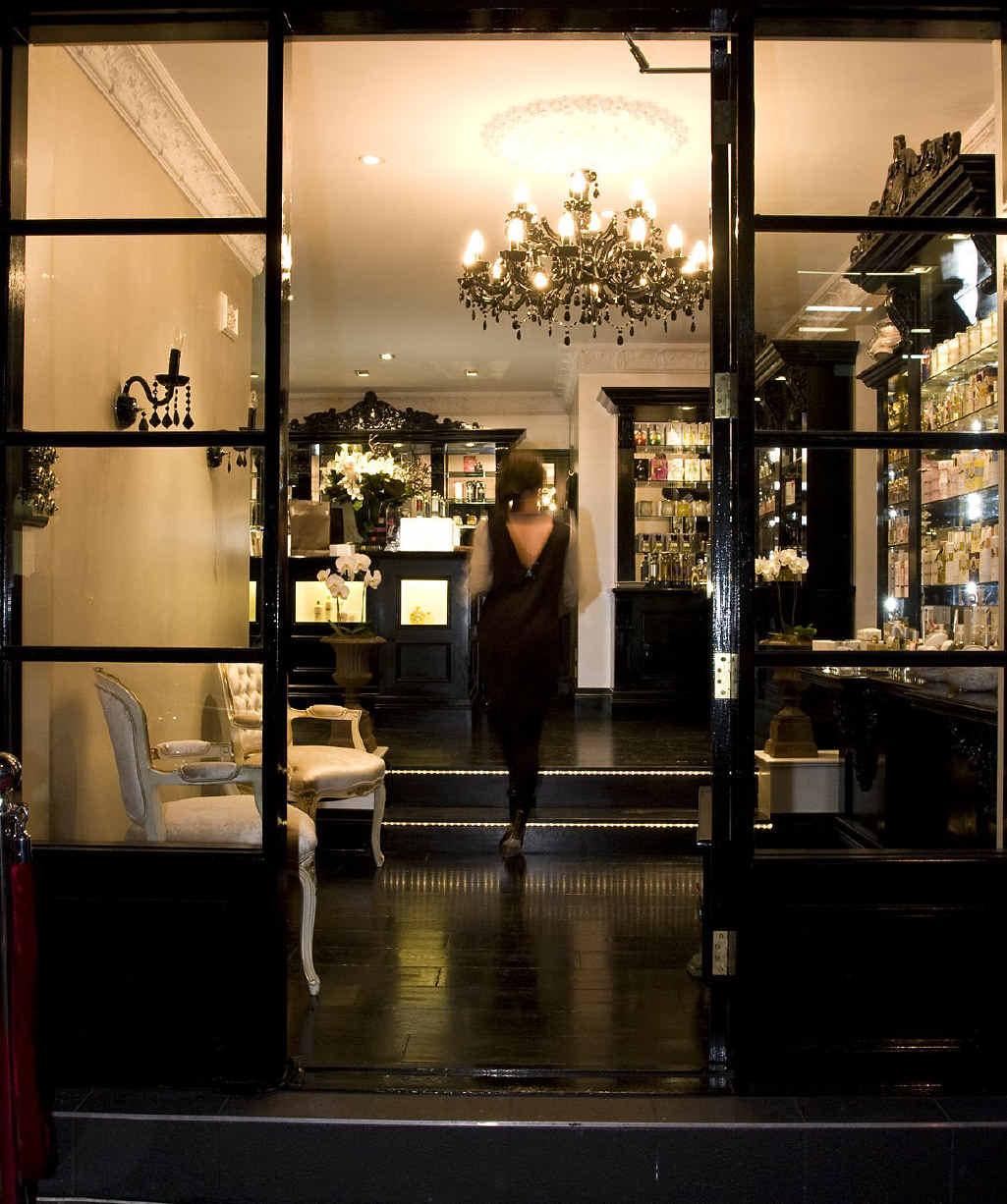 Libertine Parfumerie.