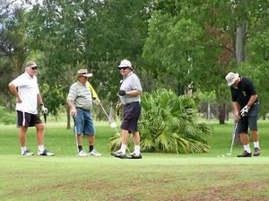 Great day for golf as Calliope opens for business