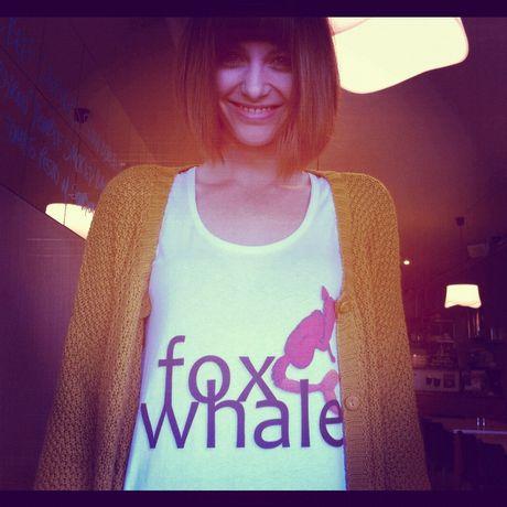 Alexia Thompson runs FOXWHALE.