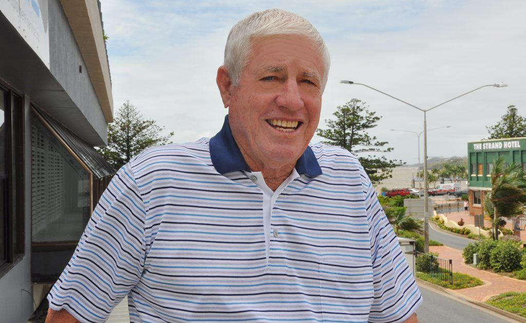John Millroy has been honoured with the 2013 Community Service Award Australia Day awards after many years of dedicating himself to work within the community