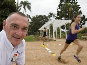 Keating eager to get back into coaching stride