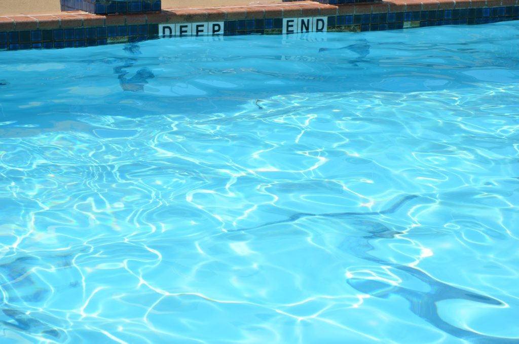 Keeping your pool clean is important, especially during the hot weather.