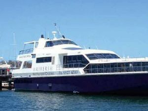 Gladstone to Bundy ferry service expected to start soon