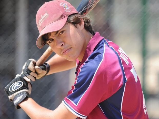 Josh Hartwig has been named in the Australian under-19 softball squad.