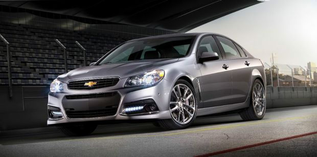 The Chevy SS.