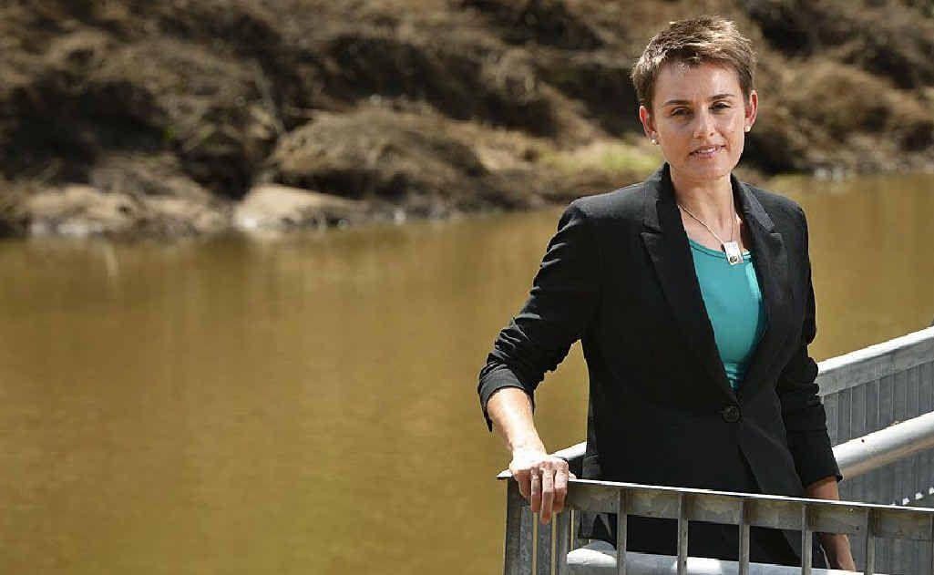 RISING CONCERNS: AMA Queensland president Dr Alex Markwell.