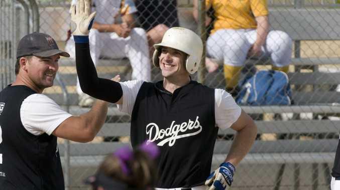 RETURNING: Dodgers hitter Adam King.