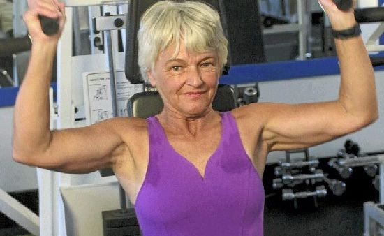 According to Aaron Shedlock, one of the major benefits strength exercise brings to the senior is the prevention or halting of osteoporosis.