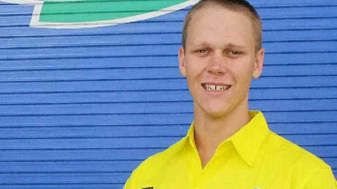 Michael Watt is the latest recruit for the Warwick depot at Ergon Energy.