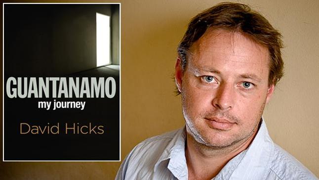 Former Guantanamo Bay inmate David Hicks will speak in Bellingen next month.