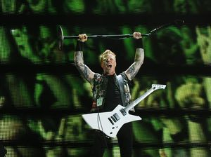 The Hard Word: Metallica headline hot and heavy Soundwave