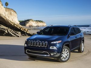 All new Jeep Cherokee to arrive later this year