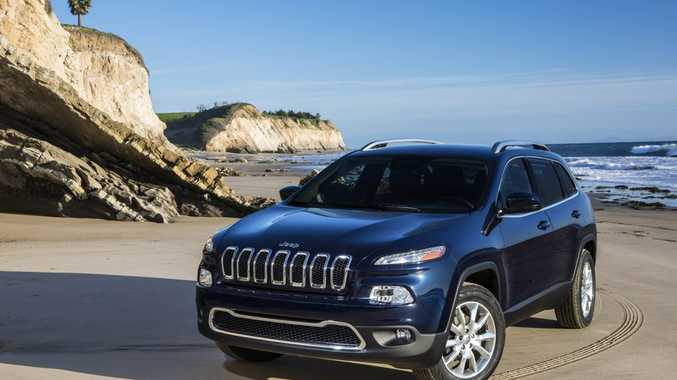 The new Jeep Cherokee will arrive later in 2014.