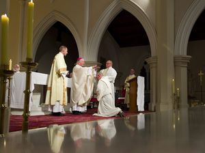 New priest ordained