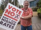Former Rockhampton mayor calls for complete council sacking