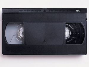Why you should hold on to your old video tapes