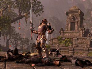 Bethesda announces all-star cast for Elder Scrolls Online
