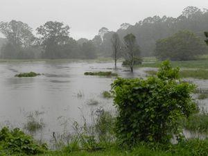 Flooding on the Coast February 2013