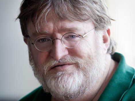 VALVE CEO Gabe Newell is to be honoured by the British Academy of Film and Television Arts (BAFTA) with the Academy Fellowship.