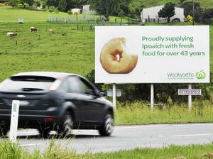 Why Woolies regrets billboard doughnut ad