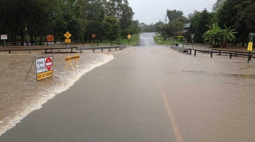 Flooding happens all too often on Pomona's roads