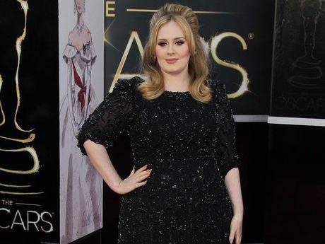 Adele at the Oscars