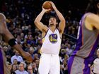 AUSTRALIAN star Andrew Bogut is ready to step up the scoring for the Golden State Warriors.