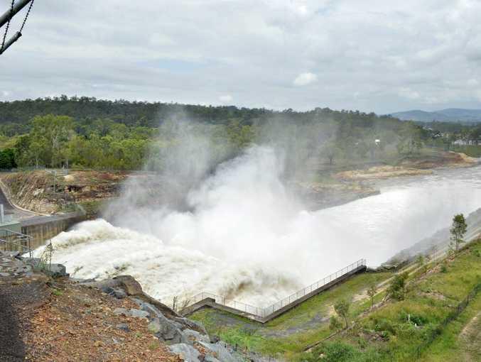 Wivenhoe Dam