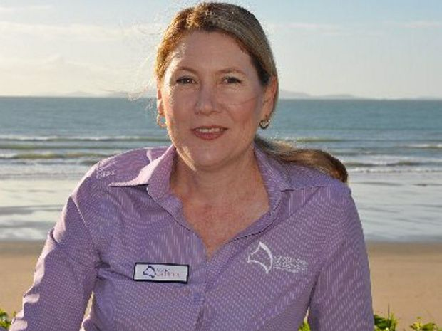 "CAPRICORN Enterprise CEO Mary Carroll has branded as ""political mischief"" comments in a report that claims the Great Barrier Reef Marine Park Authority identified serious concerns with the GKI development that it later approved."