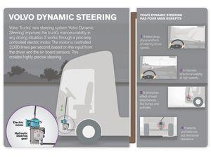 Volvo's new Dynamic Steering
