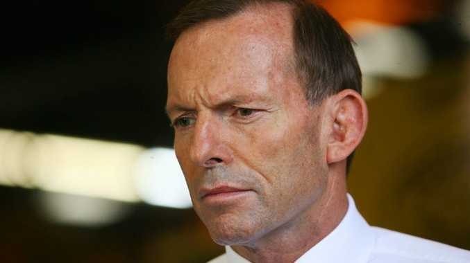 Opposition leader Tony Abbott.