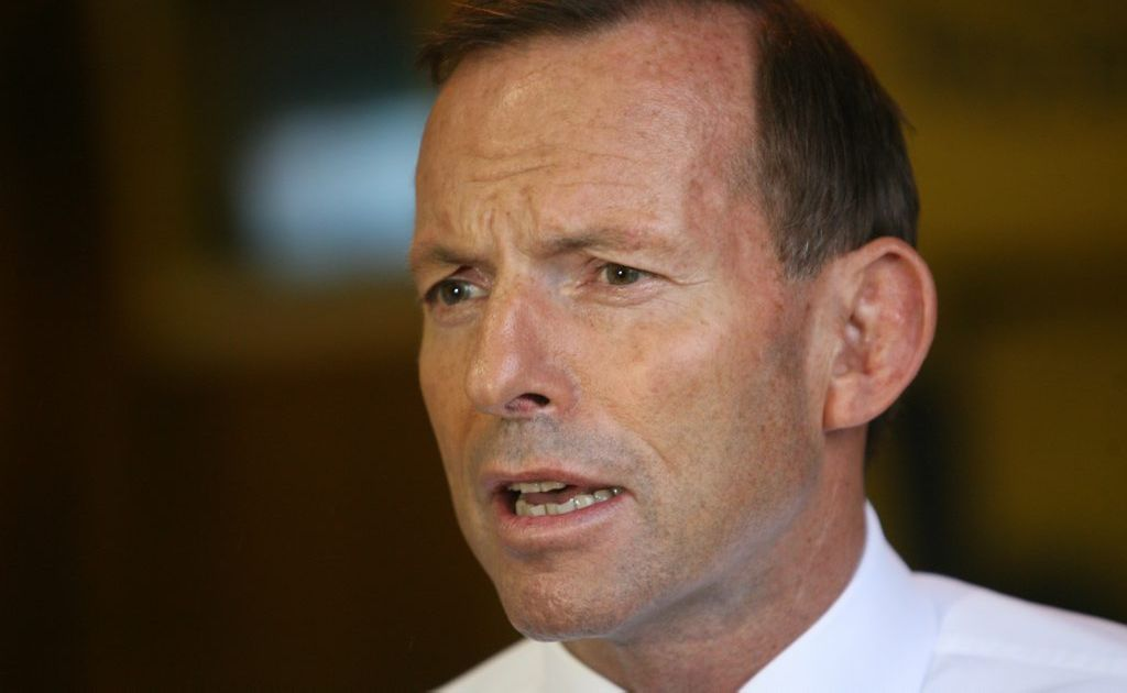 Tony Abbott has won the 2013 election.