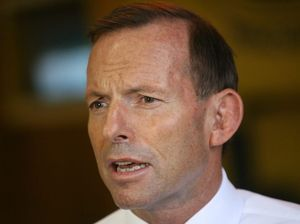 Who was Tony Abbott's mystery girl from Rocky?
