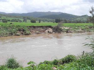 Flooding recedes on the Sunshine Coast