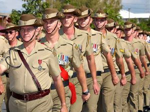 Anzac Day ambassador to march with kids of deceased soldiers